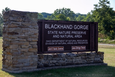 Blackhand Gorge